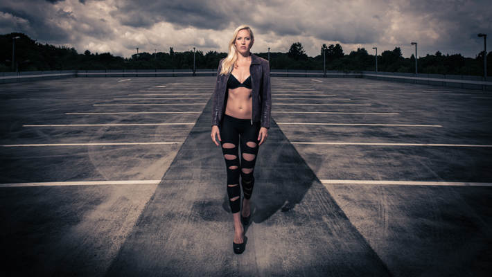 Shooting mit Alena und Bettina