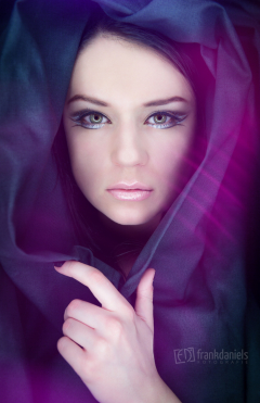 Purple Riding Hood