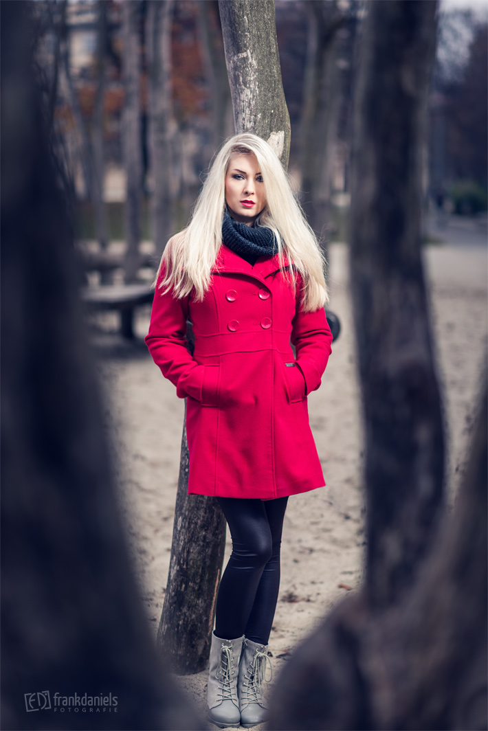 Outdoor Shooting mit Kathi